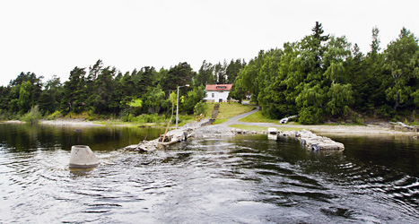 Anders Behring Breivik sköt ihjäl 69 människor på ön Utöya för två år sedan. Foto: Vegard Grött/Scanpix.