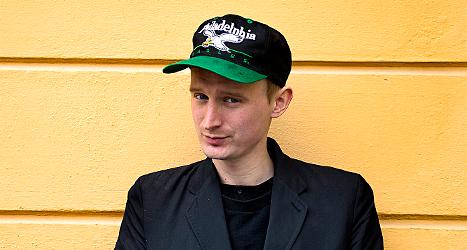 Musikern Kristian Gidlund är död. Han dog i cancer. Foto: Leo Sellén/Scanpix.