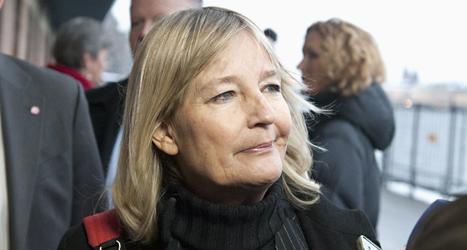 Marita Ulvskog är EU-politiker och socialdemokrat. Foto: Bertil Ericson/TT.