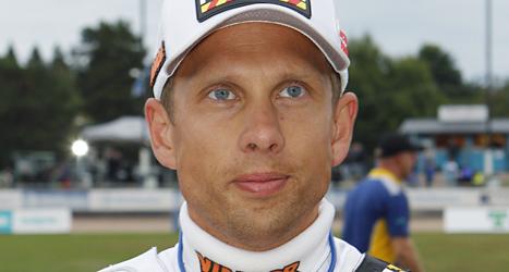 Andreas Jonsson är en av Sveriges bästa speedwayförare. Foto: Ted Karlsson/TT