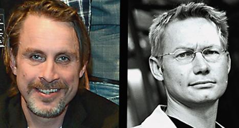 Journalisterna Niclas Hammarström och Magnus Falkehed har försvunnit i Syrien. Foto: Sophie Bassouls och Leif R Jansson/TT.