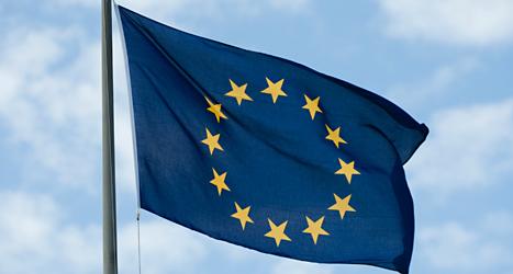 EU-flagganFoto: Henrik Montgomery /TT