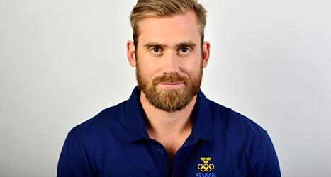 Henrik Zetterberg är skadad. Han kan inte spela mer i OS. Foto: Henrik Montgomery /TT.