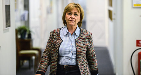 Justitieminister Beatrice Ask. Foto: Bertil Enevåg Ericson /TT