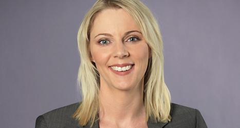 Åsa Westlund är en av Socialdemokraternas sex politiker i EU. Foto: Marcus Kurn
