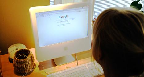 Det är dags att byta lösenord på internet, säger experterna. Foto: Hasse Holmberg/TT.