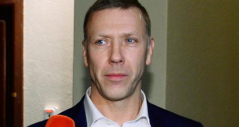 Skådespelaren Mikael Persbrandt har dömts för narkotikabrott. Foto: Claudio Bresciani/TT