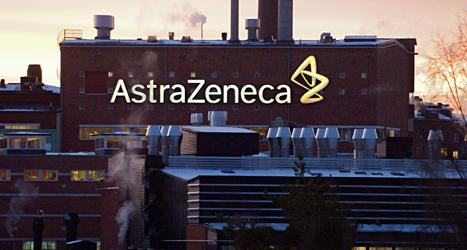 Astra Zenecas fabrik i Södertälje. Foto: Leif R Jansson/TT.