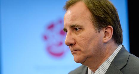 Socialdemokraternas ledare Stefan Löfven tycker att regeringen gjort ett dåligt jobb. Foto: TT