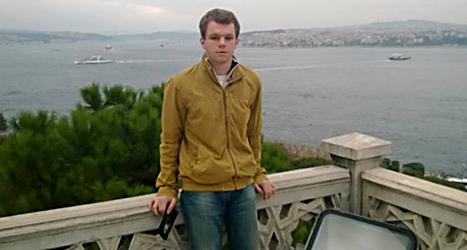 Zvonimir Likevic bor i Kroatien. Han tänker inte rösta. Foto: Privat