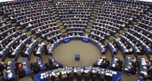 Europarlamentet i Strasbourg
