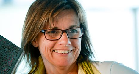 Isabella Lövin i Miljöpartiet.Foto: Per Larsson /TT