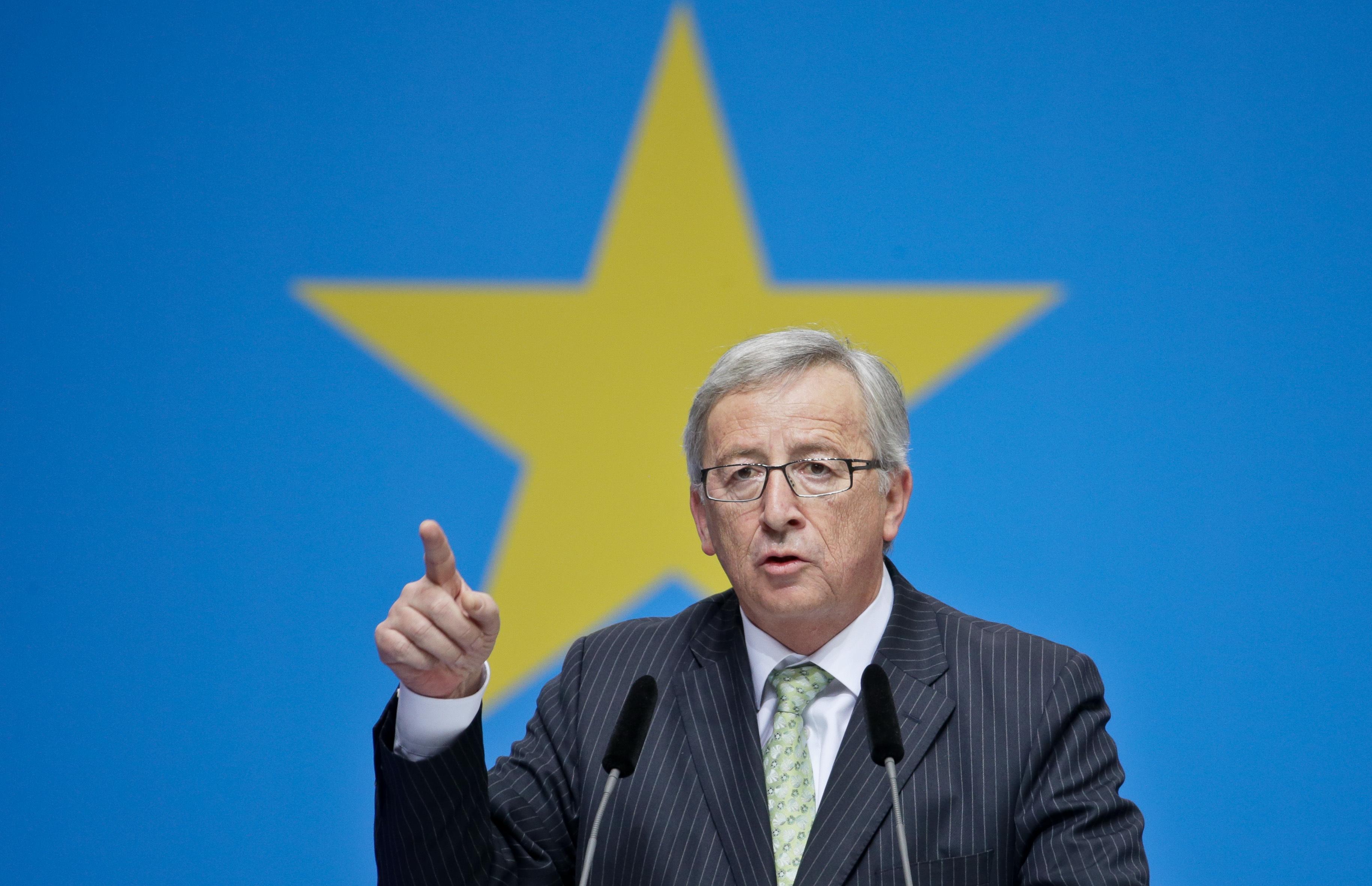 Europeiska Folkpartiet EPP fick flest röster i EU-valet.  EPPs Jean-Claude Juncker blir troligen ordförande i EU-kommissionen.