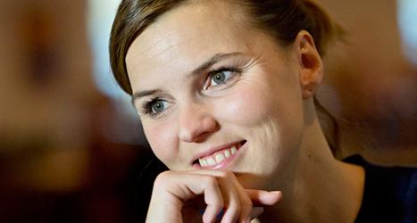 Susanna Kallur ska tävla på 100 meter i SM. Foto: Ulf Palm/TT.