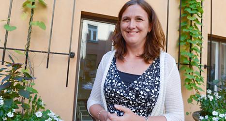 Cecilia Malmström får fortsätta jobba i EUs regering. Foto: TT