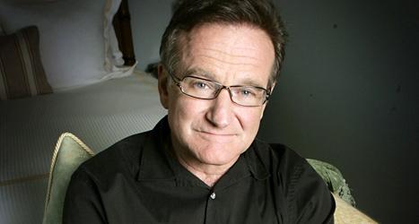 Skådespelaren Robin Williams. Foto: Reed Saxon/AP/TT
