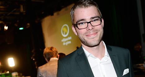 Anders Wallner är en av Miljöpartiets viktigaste politiker. Foto: TT