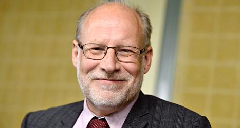Kristdemokraten Stefan Attefall har varit med i riksdagen i 19 år. Men den här gången blev han utan plats. Foto: TT