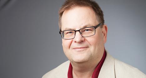 Torbjörn Bergman är professor på Umeå universitet. Foto: Umeå universitet