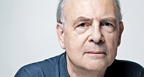 Patrick Modiano får världens finaste bokpris. Foto: Jean-Francois Robert /Elisabeth Grate Bokförlag /TT