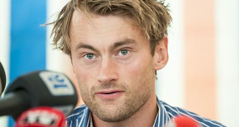 Petter Northug skäms för att han körde bil full och krockade. Foto: Ned Alley/NTB/TT.