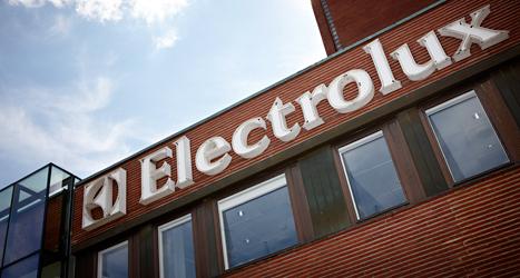 Flera hundra människor kan tvingas sluta på Electrolux fabrik i Mariestad. Foto: Fredrik Persson/TT.