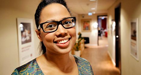 Alice Bah Kuhnke blir ny kulturminister. Foto: TT