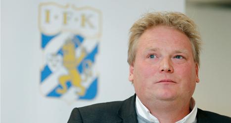 Jörgen lennartsson blir ny tränare i IFK Göteborg.