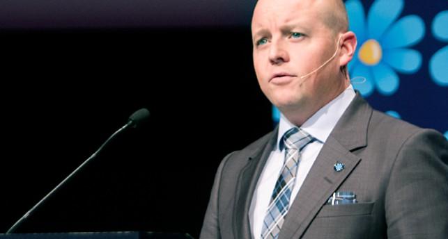 Björn Söder, Sverigedemokraterna