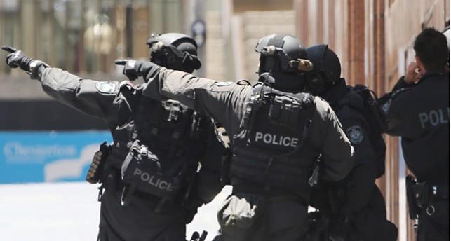 Poliser i Sydney