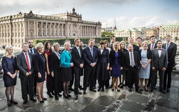 LÖFVENS REGERING 2014