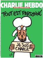 Tecknad bild på Muhammed.
