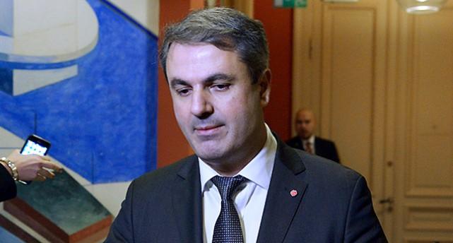 Energiminister Ibrahim Baylan