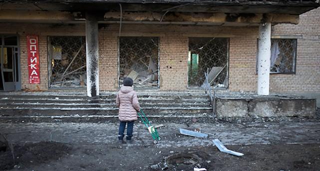 Sjukhuset i Donetsk