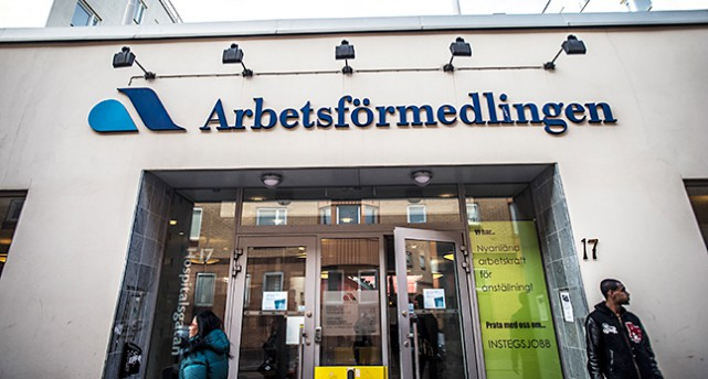 Arbetsförmedlingens kontor i Norrköping