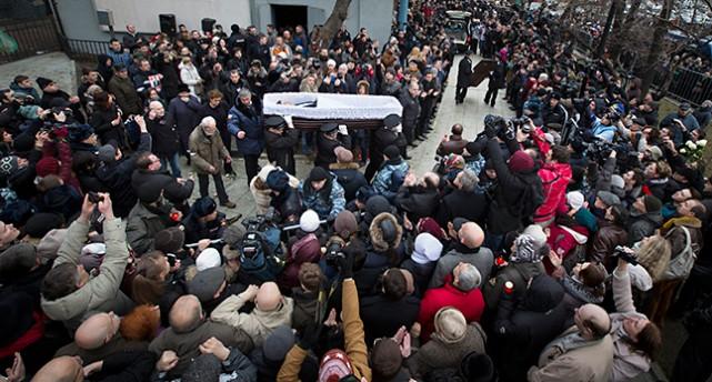 Boris Nemtsovs kista