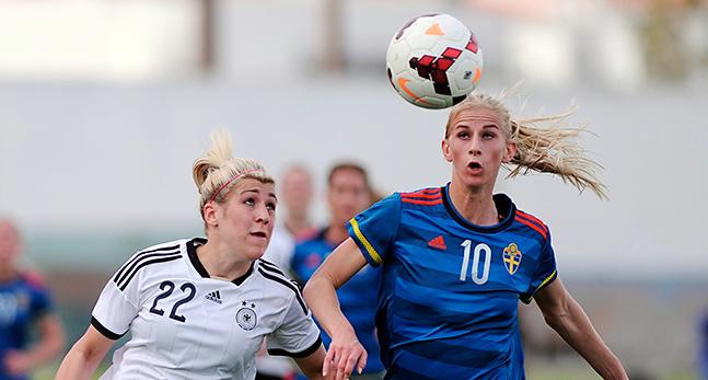 FBL-POR-ALGARVE-CUP-GERMANY-SWEDEN