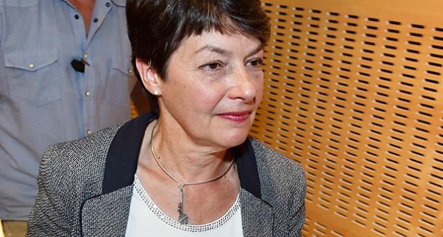 Åklagaren Marianne Ny