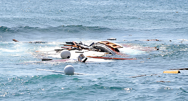 Greece Migrants Drown