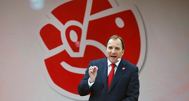 Socialdemokraternas ledare Stefan Löfven