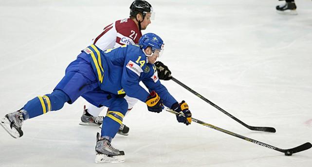 Mattias Ekholm i Tre Kronor
