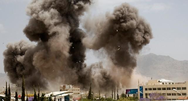 En bomb sprängs i landet Jeme