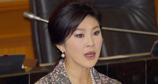 Thailands förra ledare Yingluck Shinawatra