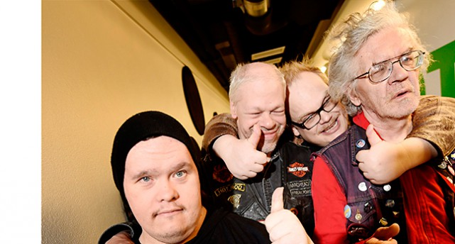 Den finska gruppen PKN