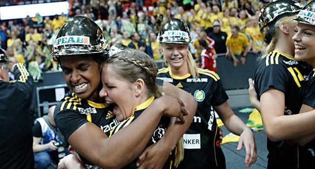 Sävehof vann.