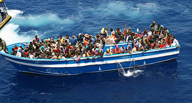 Båten Poseidon