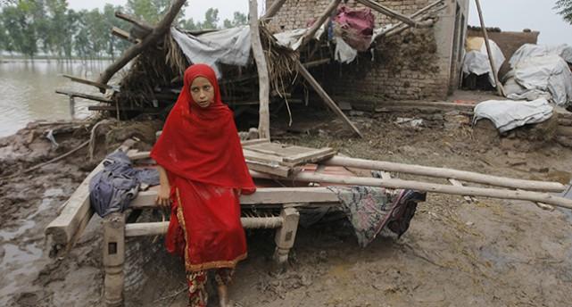 Pakistansk flicka