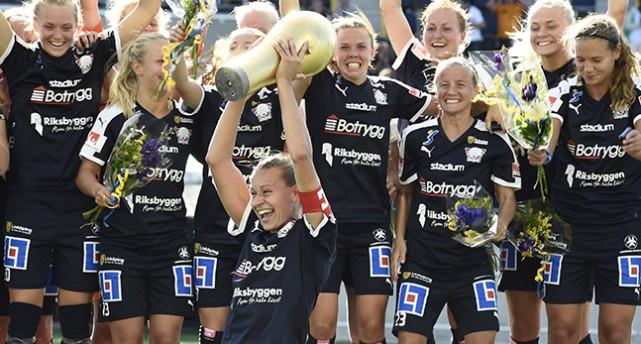 Linköping är cupmästare