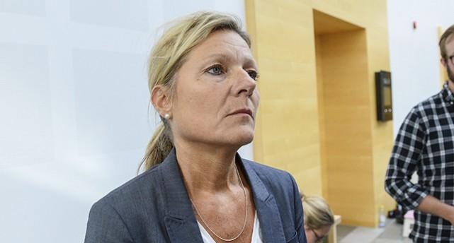 Åklagaren Eva Morén