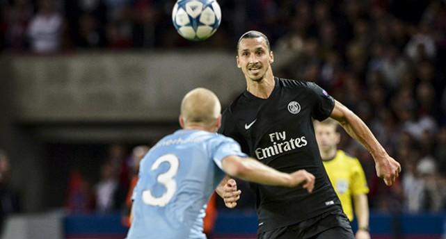 Markus Rosenberg och Zlatan Ibrahimovic.